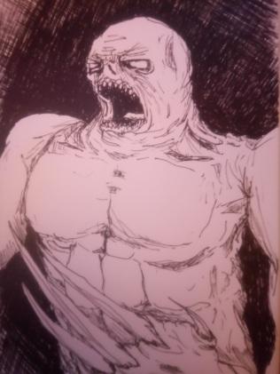 Recent Super Human art.